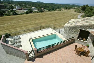 Gîte de luxe avec piscine en Catalogne