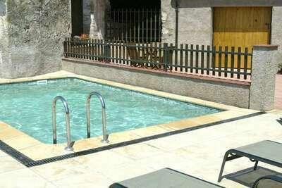 Chalet spacieux avec piscine privée en Catalogne