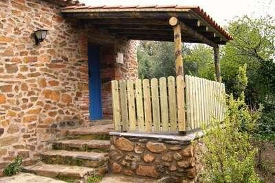 Charmante ferme avec piscine à Valencia de Alcántara