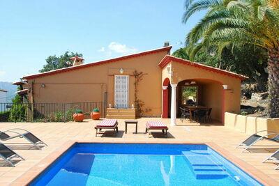 Villa de charme avec piscine à Platja d'Aro en Catalogne