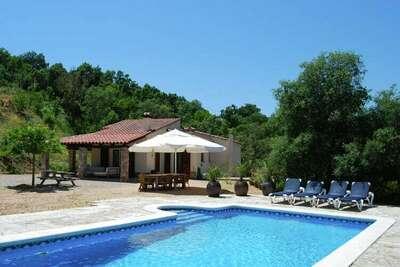 Villa paisible avec piscine à Santa Cristina d'Aro