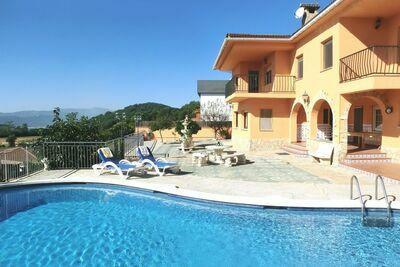 Belle villa avec piscine privée à Blanes