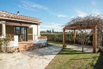 Maison de vacances chic à Bon avec piscine privée