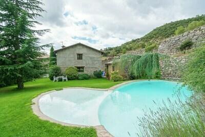 Luxueuse maison de vacances avec piscine à Cambrils