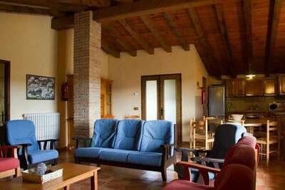 Villa confortable à Lloberola avec piscine
