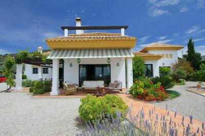 Villa de luxe avec sauna en Andalousie