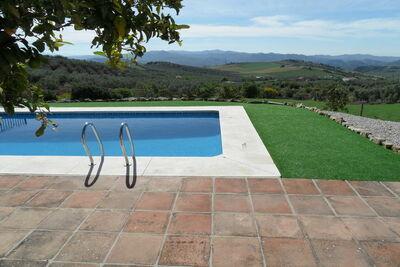 Gîte avec piscine en Andalousie