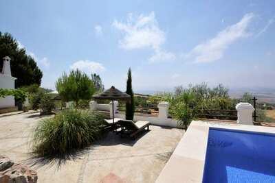 Fantastique maison de vacances en Andalousie avec piscine