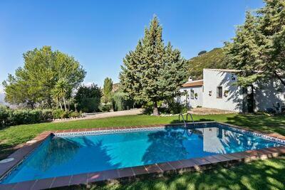 Gîte moderne à La Joya avec piscine privée