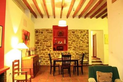 Maison de vacances de charme à Antequera avec piscine privée