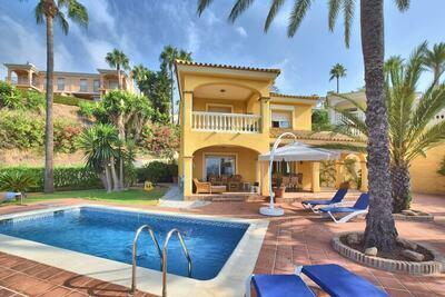 Casa Esmeralda, Location Villa à Mijas - Photo 1 / 30