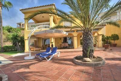 Casa Esmeralda, Location Villa à Mijas - Photo 2 / 30