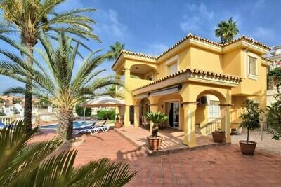 Casa Esmeralda, Location Villa à Mijas - Photo 3 / 30