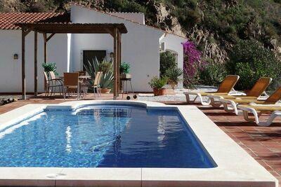 Villa de luxe à Arenas avec piscine