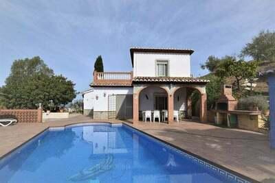 Luxueuse maison de vacances avec piscine privée à Arenas