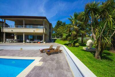 Maison de vacances de luxe avec piscine à Sanxenxo, Galice