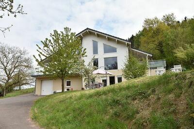 Maison de vacances pleine de charme avec terrasse à Varsberg