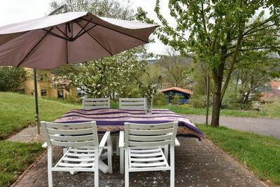 Maison de vacances dans le Varsberg avec terrasse et jardin