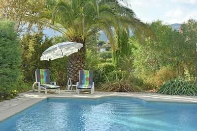 Villa de charme avec piscine privée à Fayence