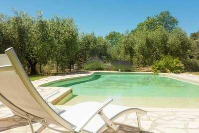 Somptueuse maison de vacances à Murviel-lès-Béziers, piscine