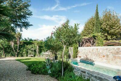 Maison de vacances de charme à Lorgues avec piscine