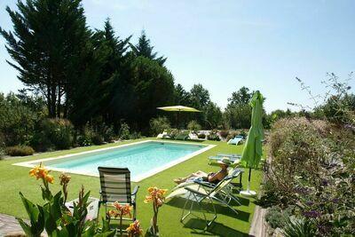Maison de vacances confort piscine privée Peyzac-le-Moustier