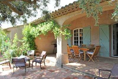 Magnifique villa avec piscine privée à La Croix-Valmer