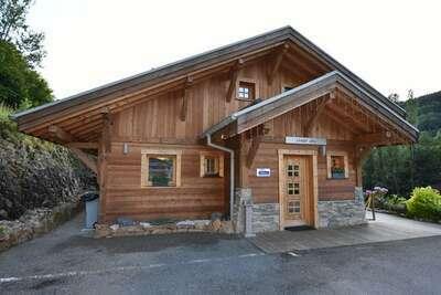 Chalet de charme à La Bresse avec sauna