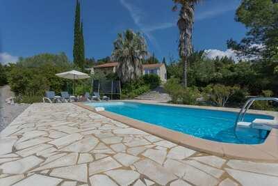 Villa moderne avec piscine privée située à Beaufort