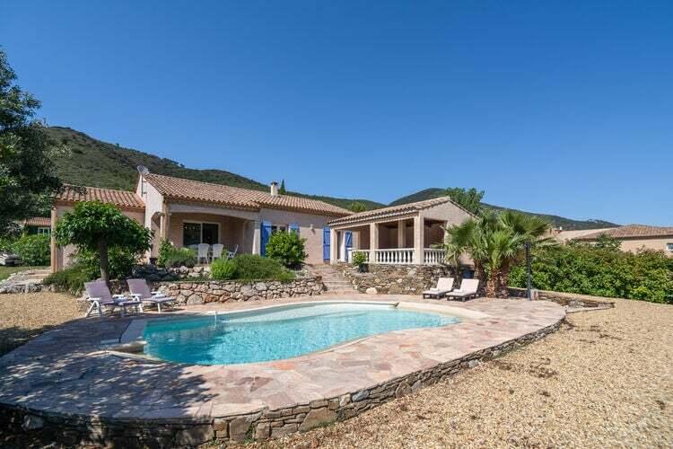 Villa Pharos, Location Villa à Roquebrun - Photo 0 / 32