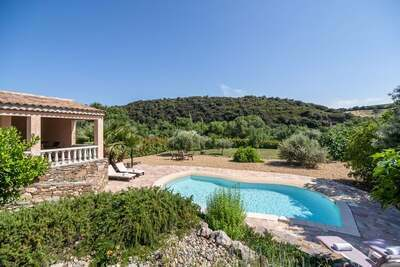 Villa Pharos, Location Villa à Roquebrun - Photo 1 / 32