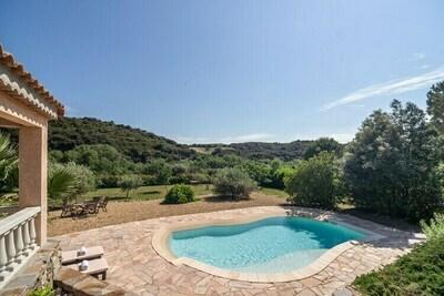 Villa Pharos, Location Villa à Roquebrun - Photo 5 / 32
