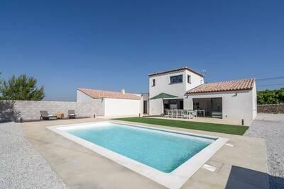 Villa spacieuse dans Beaufort France avec piscine privée