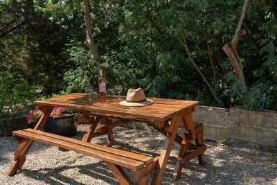 La Tinasse, Location Villa à Prades sur Vernazobre - Photo 18 / 35