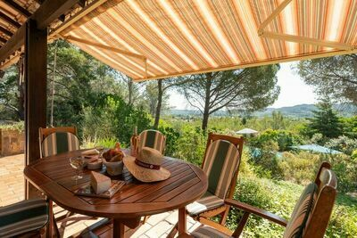 La Tinasse, Location Villa à Prades sur Vernazobre - Photo 27 / 35