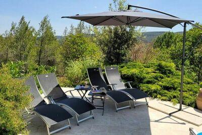 La Tinasse, Location Villa à Prades sur Vernazobre - Photo 31 / 35