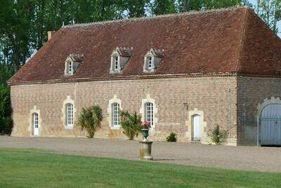 Dépendance d'un château du 16 ème classé monument historique