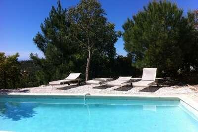 Villa Les Provençales 6p, Location Villa à La Londe Les Maures - Photo 12 / 36