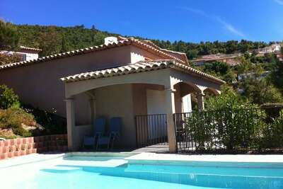 Villa Les Provençales 8p, Location Villa à La Londe Les Maures - Photo 28 / 40