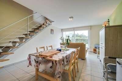 Maison de vacances chaleureuse avec jardin à Wimereux