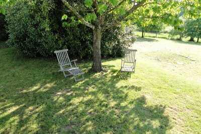 Maison de vacances agréable à Chavenon Auvergne avec jardin