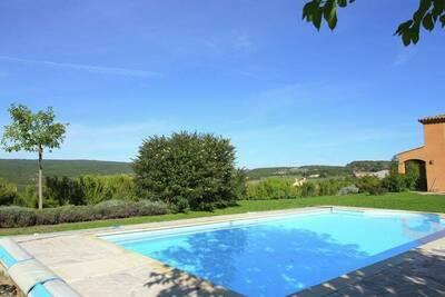 Villa de luxe avec piscine à Saint-Michel-l'Observatoire