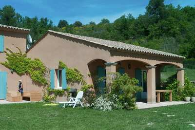 Villa de luxe en Provence avec piscine privée