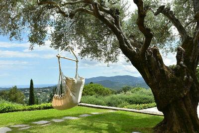 Villa vintage avec piscine privée à Grasse
