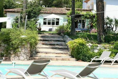 Villa de luxe à Mougins avec piscine