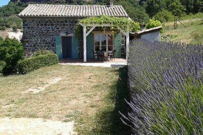 Gite - SAINT PONS, Location Maison à Saint Pons - Photo 19 / 37
