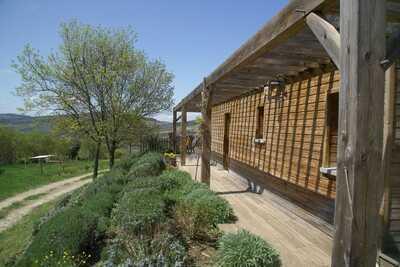 Chalet moderne à Roquetaillade avec piscine