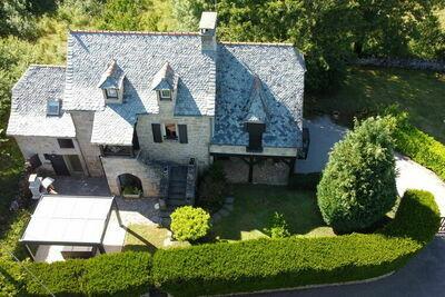 Maison de vacances vintage avec jardin à Muret-le-Château
