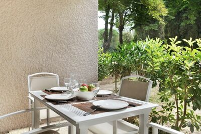 Belle maison de vacances avec climatisation en Camargue