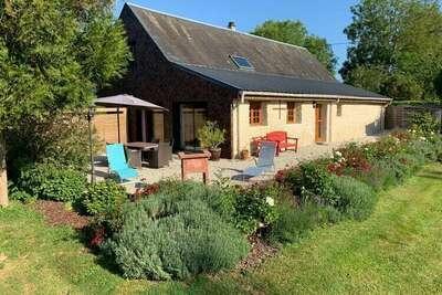 Gîte confortable avec terrasse en Normandie
